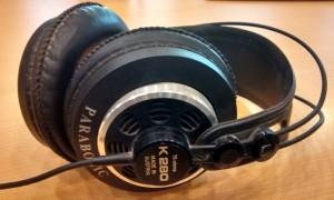 Kopfhörer AKG K280 Parabolic