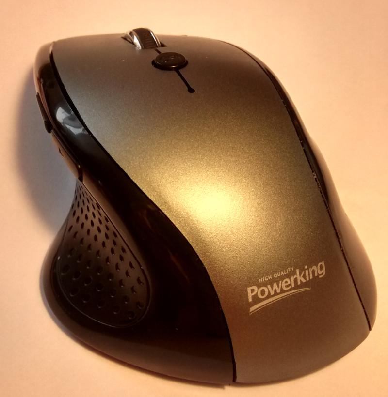 Maus und Tastatur - Powerking LV-6500A