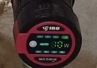 Pumpe IBO MAGI 25-60-180